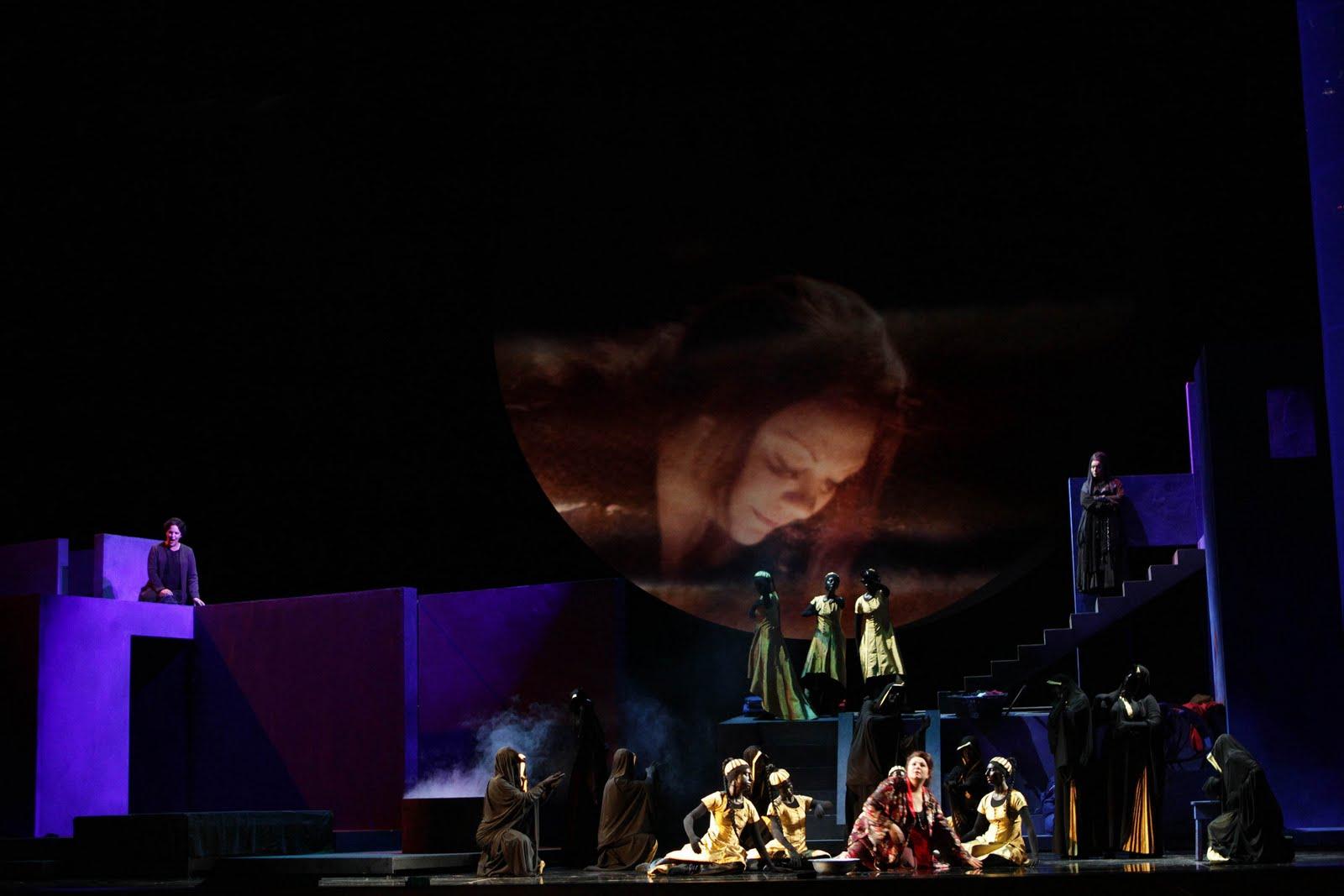 foto la donna senz'ombra Maggio Musicale Fiorentino